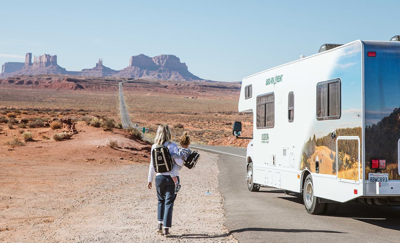 The Perks of One-way RV Rentals