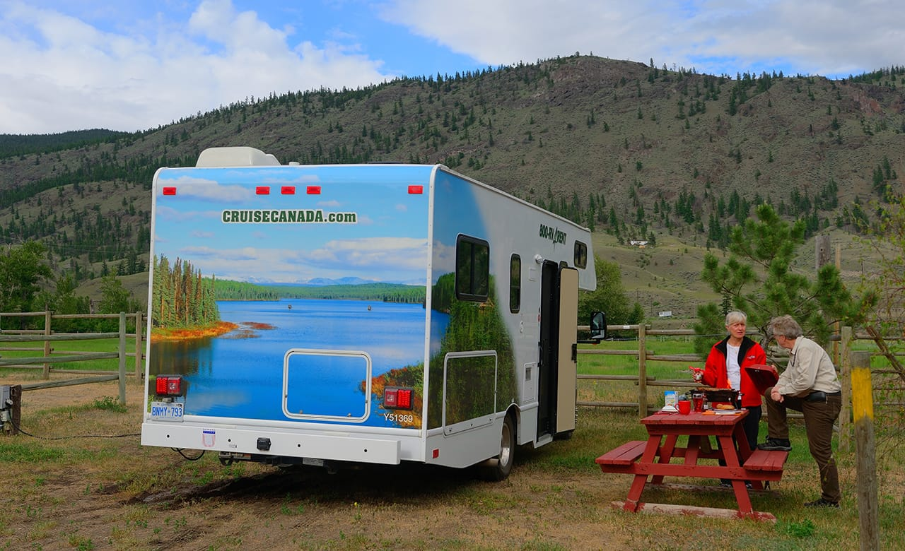 Campground Cooking Made Easy With Pre-made Meals