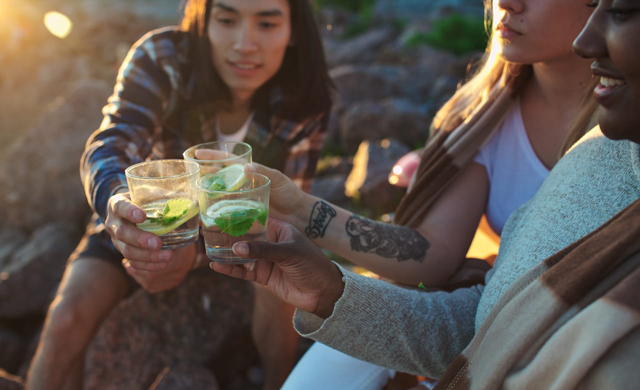 14 Camping Cocktails Made Easy
