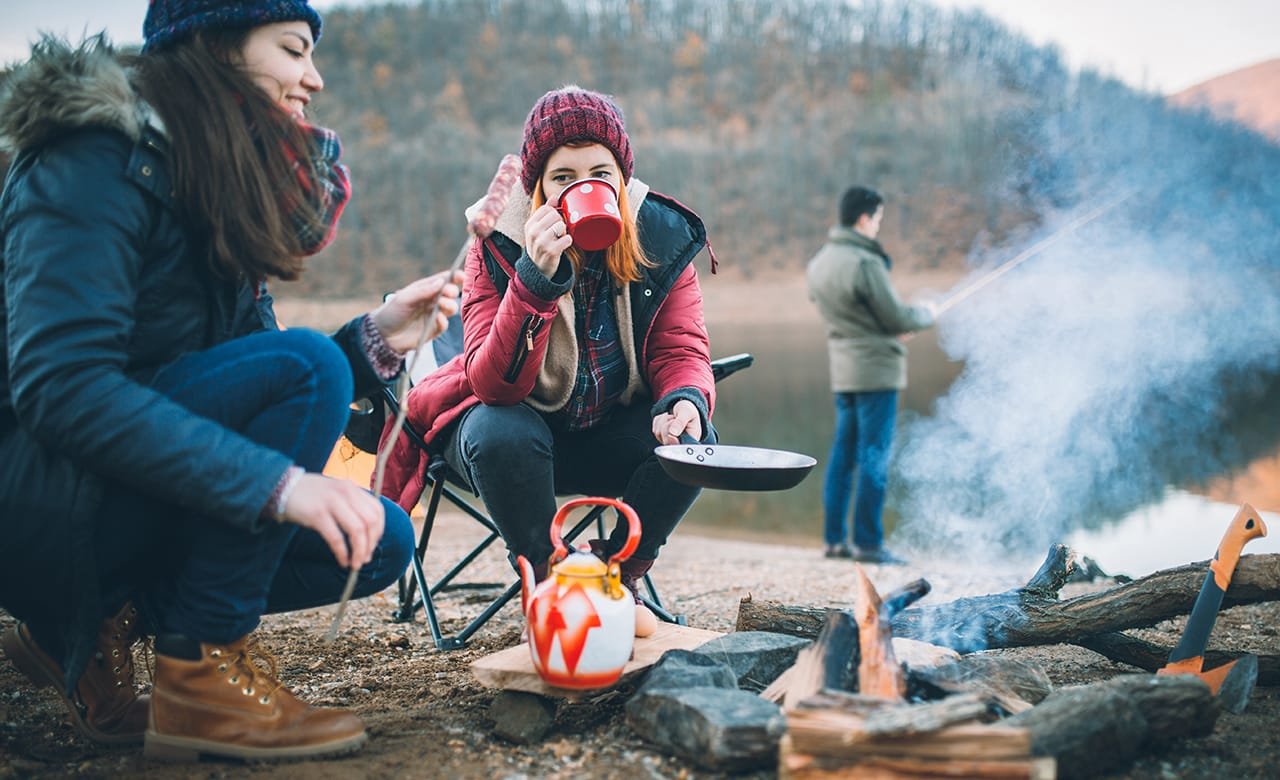 8 Must-try Fall Camping Recipes