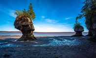 RV Camping at Canada's Fundy National Park